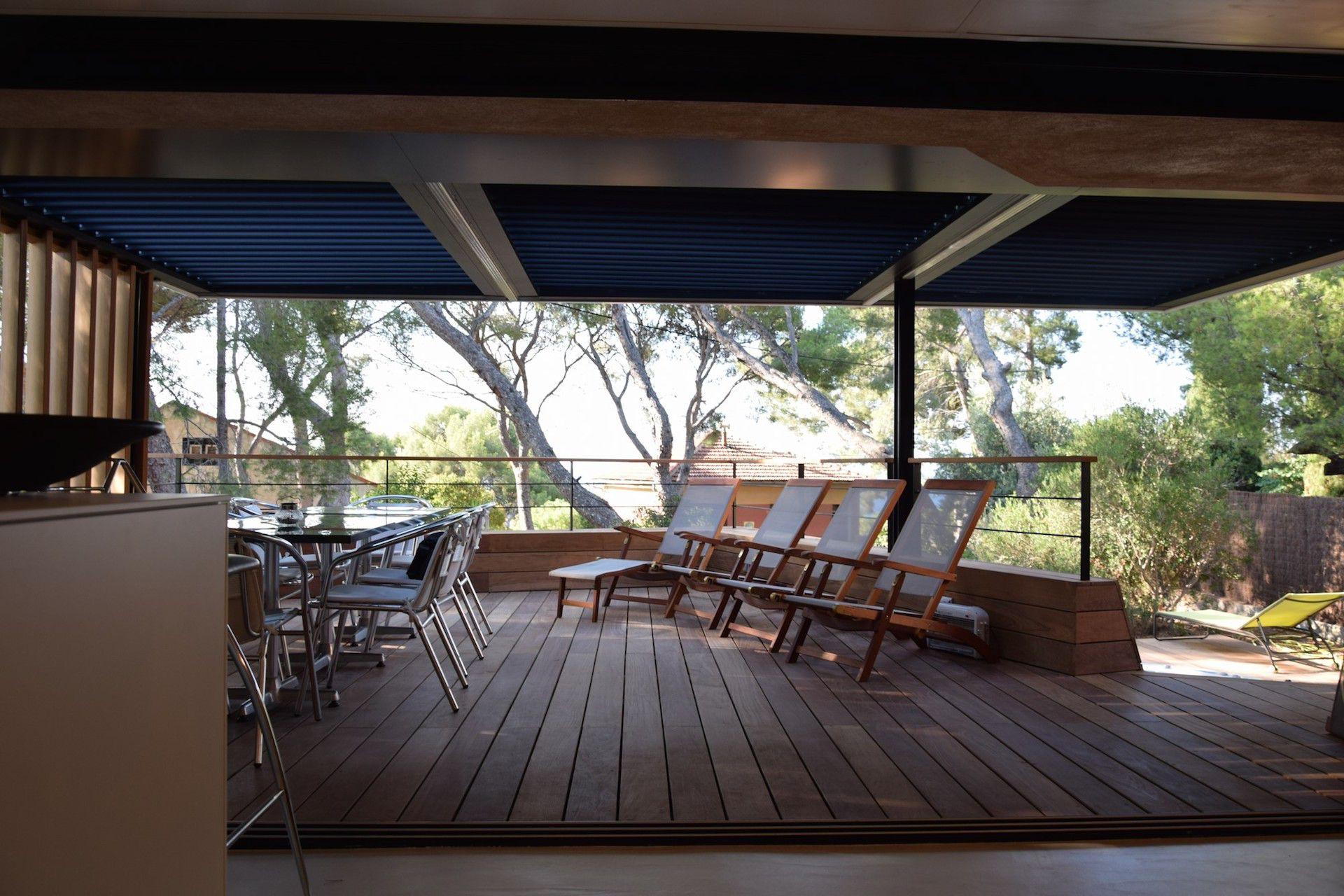 Rénovation d'une habitation à La Seyne sur Mer