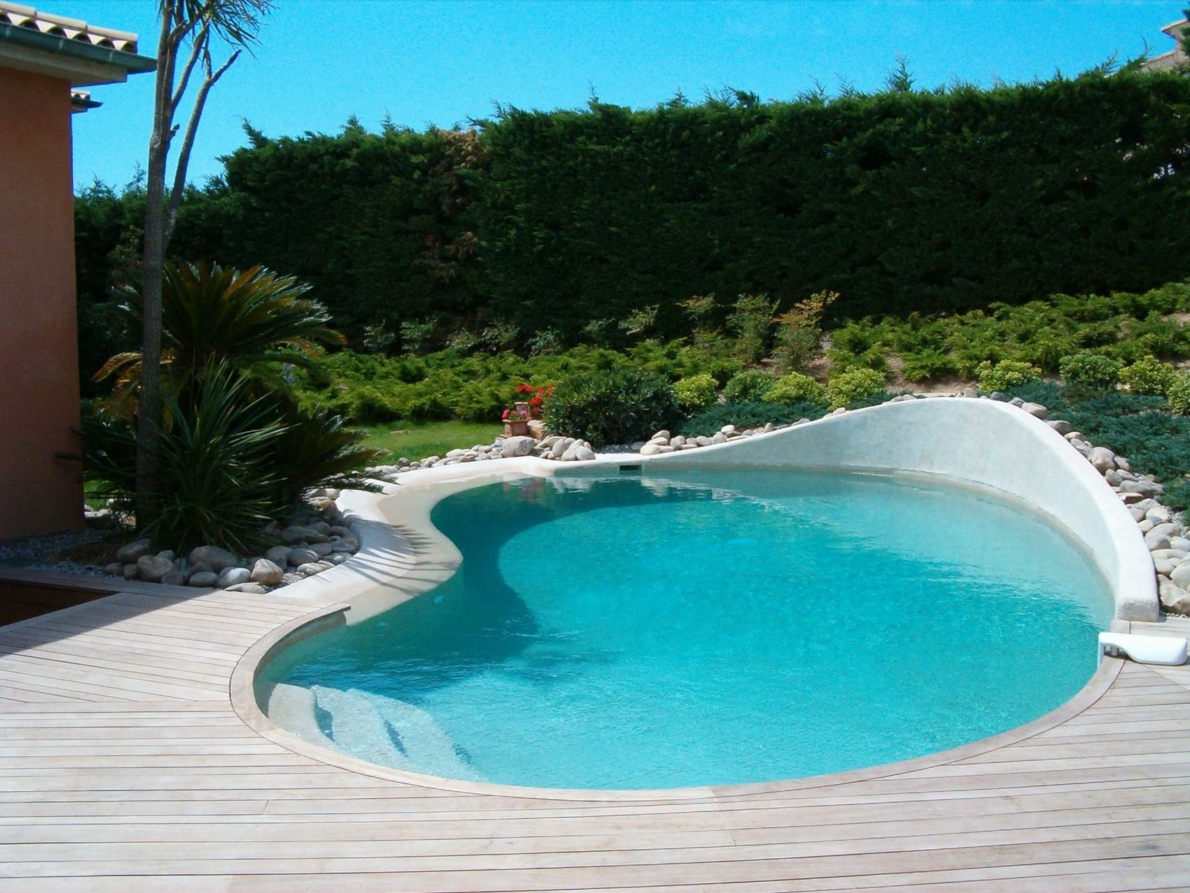 Architecte carry le rouet transformation d 39 une villa for Alentour piscine