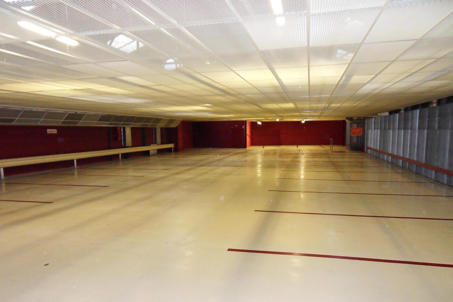 Architecte marseille am nagement int rieur d 39 un parking for E parking marseille