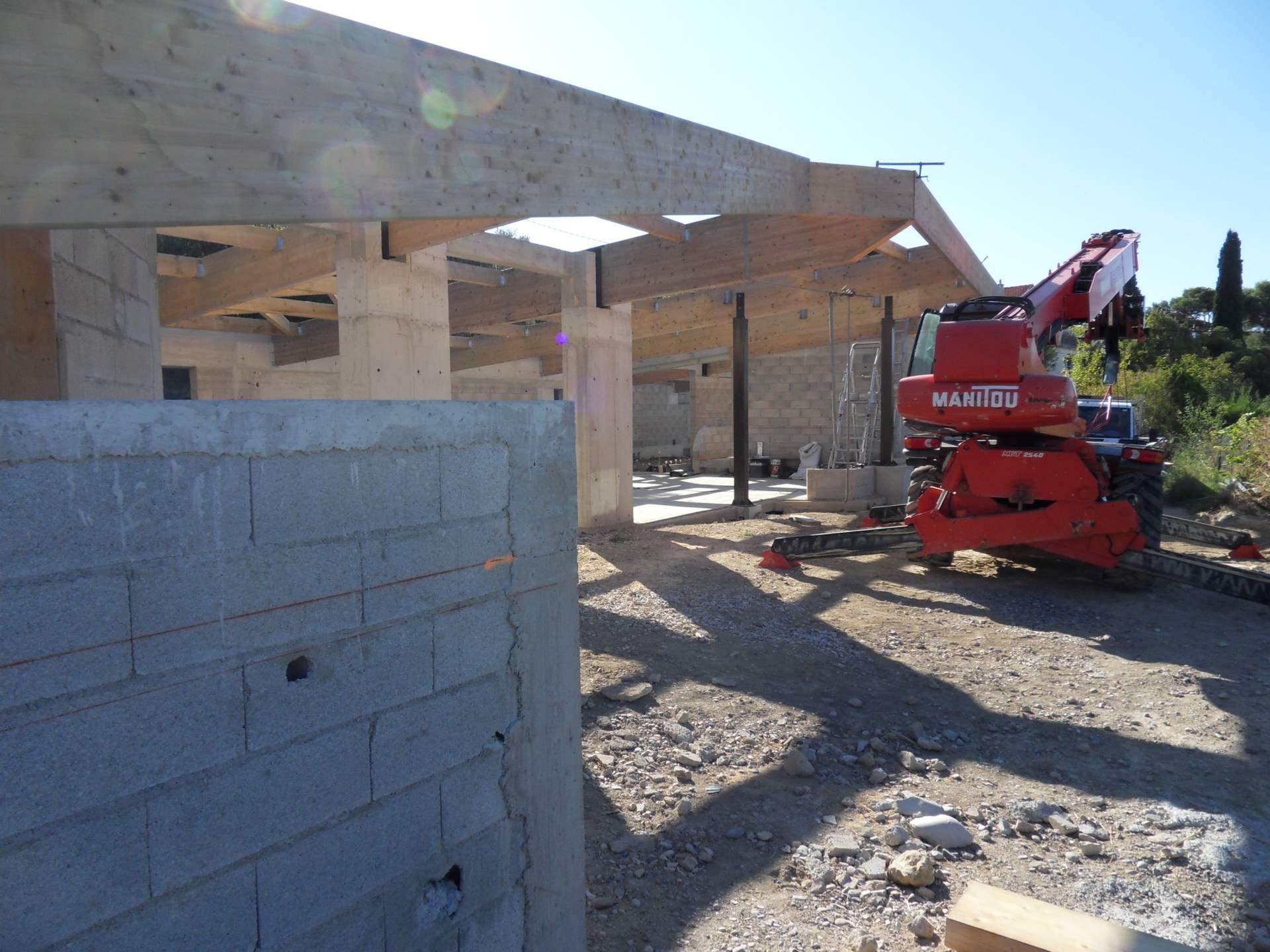 Architecte bouche du rh ne construction d 39 une maison for Architecte rhone